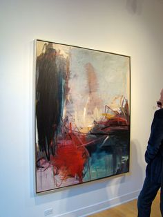 Tom Lieber San Francisco Art Galleries - First Thursday Art Openings: September Part I Abstract Expressionism, Abstract Art, Abstract Portrait, Portrait Paintings, Acrylic Paintings, Art Paintings, San Francisco Art Galleries, Oeuvre D'art, Painting Inspiration