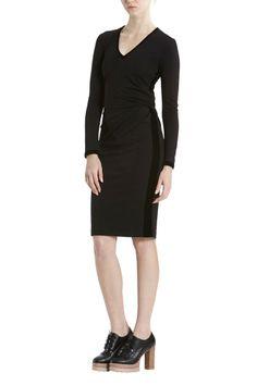 Dilara Draped Jersey Dress from RAOUL