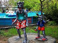 2610 Nightmare Playgrounds: The Worst and Scariest Playgrounds of All Time, Part 1