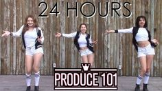 24 HOURS 24시간 - Make Some Noise (Produce 101) - Dance Cover by ACE.D