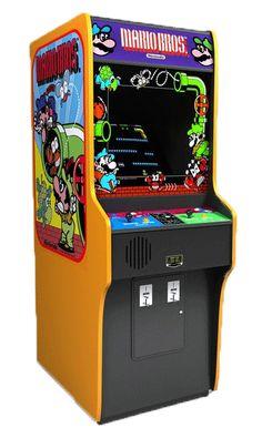 Buy Classic Arcades Games - The Pinball Company Arcade Game Machines, Arcade Machine, Arcade Games, Man Cave Arcade, Arcade Room, Mario Bros Arcade, Chuck E Cheese, Classic Video Games, Shooting Range