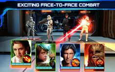 Star Wars: Assault Team 1.2.5 Apk  Android Games  Assemble a powerful team of your favorite Star Wars heroes and battle enemies and other players across the galaxy in STAR WARS: ASSAULT TEAM! Strategize to give your team the winning edge in this unique turn-based combat game from Disney Mobile in partnership with LucasArts!Infiltrate enemy fleets and outsmart your opponents in exciting face-to-face combat. Embark on epic missions to escape from enemy ships find the Wookiee resistance survive…