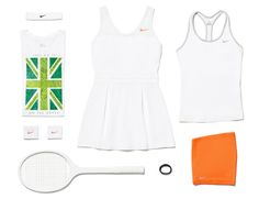Nike Tennis Collection for Wimbledon 2013