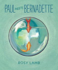 """""""Paul Meets Bernadette"""", Rosy Lamb 2013"""