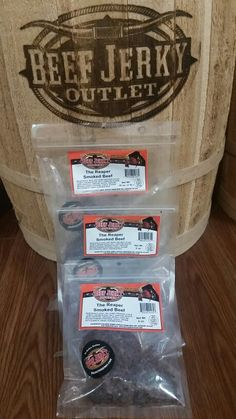 Carolina reaper jerky! Smoked Beef, Beef Jerky, Canning, Home Canning, Conservation