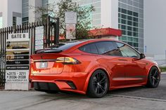 "Unplugged Performance Tesla Model X ""SpaceX"" Tesla For Sale, New Tesla, Tesla Model X, Tesla Motors, Super Sport Cars, Futuristic Cars, Mustang Cars, Car Ford, Electric Cars"