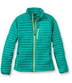 #LLBean: Ultralight 850 Down Sweater