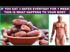 Why Dates Good For Men? Health Benefits Of Dates   Dates Nutrition - YouTube