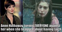 Times Anne Hathaway Was The Actual Worst
