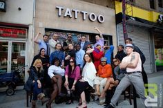Employees Get Company Logo Tattooed On | Healthy Living - Yahoo! Shine