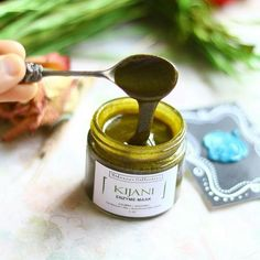 2oz KIJANI ENZYME MASK – All Things O'Natural