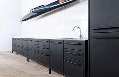 Vipp Kitchen | Wall module