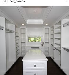 Walk-in robe by Architect Serving the Greater Northern New Jersey Area Spare Bedroom Closets, Master Closet, Walk In Closet, Master Bedroom, Princess Closet, Walk In Robe, Interior Design Business, Closet Designs, Furniture Projects