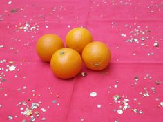 Symbolic and traditional oranges