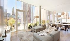 Jaloersmakend penthouse in New York