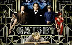 The Great Gatsby(3/20/14)☆☆☆☆½....I rly need to buy this movie. why don't i own it. its so perfect
