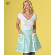 13b9d0fbf4 Image result for simplicity apron patterns