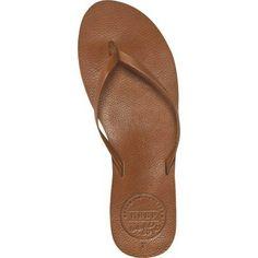 8cb41a18c304 Reef Leather Uptown Flip-Flops - Women s