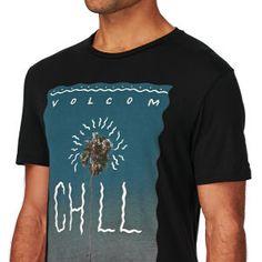 Volcom Chill Lightweight T-shirt - Black