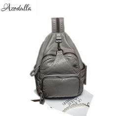 41.28$  Buy here - http://vivlk.justgood.pw/vig/item.php?t=wwqgcx158243 - Leather Schoolbag Female Backpacks Women Preppy Style Sweet Ladies Knapsack Beau