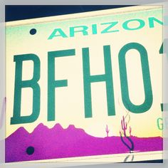 First plates in the AZ