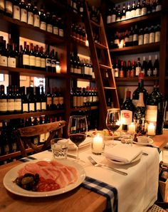 Maialino - had a fantastic private dining experience at the Chef's Table in the Wine Room.