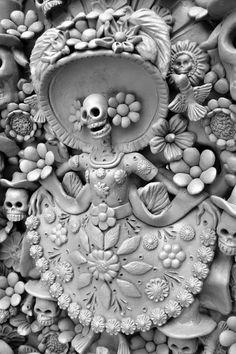México es cultura — Catrina