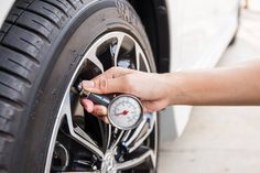 Should you inflate your tires withnitrogen? | Credit: Supplied