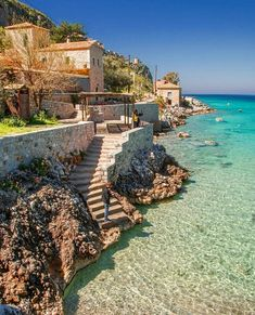 The Ultimate Travel Guide to Greece in Summer Beautiful Places In The World, Places Around The World, Wonderful Places, Around The Worlds, Places To Travel, Places To See, Places In Greece, Road Trip, Ultimate Travel