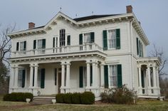 Hunter-Dawson State Historic Site is less than an hour from Cape Girardeau. This mansion was built in 1859, and is a pre-Civil War Mississippi River plantation. With 15 rooms, 9 fireplaces, and most of the original furniture to the home. Tours can be given, and making the day trip a great experience to have. VisitMO.com