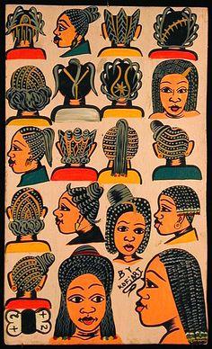 African Hairstyles How To Care For Dreadlocks So They Last Black Girl Art, Black Art, Art Girl, Natural Hair Art, Natural Hair Styles, African Hair Salon, Illustrations, Illustration Art, Afrique Art