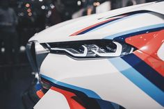 BMW / Instagram: «Colours of the year - every year. #BMW 3.0 CSL #HOMMAGE R #BMWrepost