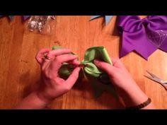 Cheer Bow Tutorial ~