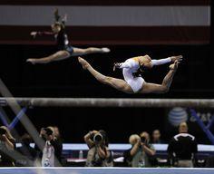 0815_S_visagymnastics8091 by newspaper_guy Mike Orazzi, via Flickr   gymnastics, gymnast