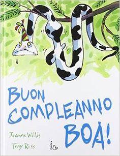 Jeanne Willis e Tony Ross, coppia autoriale ben rodata della letteratura per l'infanzia, tornano nelle librerie italiane con un nuovo albo pubblicato come di consueto dalla casa editrice Il Castoro…