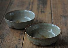 hitoshi morimoto   ash glaze bowl