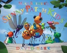 <3 Miss Spider's Sunny Patch Kids <3 I remember thinking she had too many kids lol :')<3