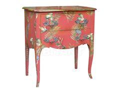 Комод розовый Moissonnier 555 E, Каталог мебели ABITANT Москва