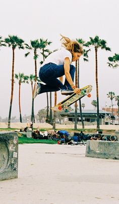 Sierra Prescott jumps on her board to highlight where she chills—and chows down—between sessions.