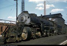 RailPictures.Net Photo: 2154 Norfolk & Western Steam 2-8-8-2 at Roanoke, Virginia by Bob Krone