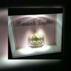Porta Maternidade com Led. Faça sua encomenda por rafaelamchiarello@gmail.com