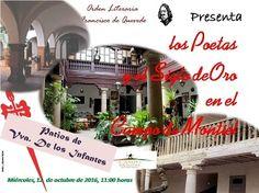 Villanueva de los Infantes - Los Poetas y el Siglo de Oro en el Campo de Montiel - 12 de Octubre de 2016