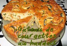 Découvrez la recette de notre gâteau de courgettes au haddock http://www.la-cuisine-des-delices.eu/les-entrees/gateau-de-courgettes-au-haddock