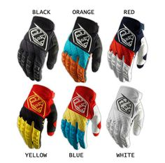 Cheap glove love, Buy Quality gloves leopard directly from China glove plastic Suppliers: 	Size: M, L, XL 			Colors: Red,Blue,Orange,White,Black,Yellow 				  		Troy Lee Designs glo