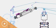 Autodesk Inventor 3D CAD software is used for product design, rendering, and…