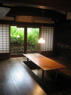 2009年6月の伊豆の海  建築家・中村好文さんが手がけた宿 | アトリエ・イリヤ・スロージャーナル