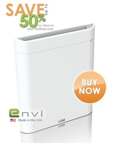 The Stealth Envi Wall Mounted Heater Style Curves And