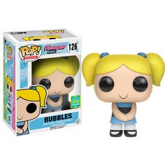 Power Puff Girls Pop! Vinyl Figure Bubbles : Forbidden Planet