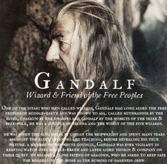 My favorite character in all of Middle Earth. <3