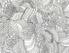 These Printable Mandala And Abstract Coloring Pages Relieve Stress And Help You Meditate - Eye Opening Info   Eye Opening Info